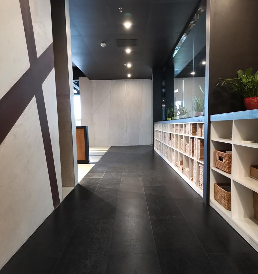 Shanghai showroom